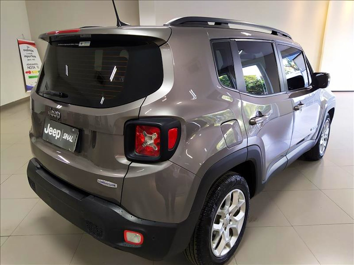 JEEP RENEGADE 1.8 16V Longitude 2016/2016 - Foto 7