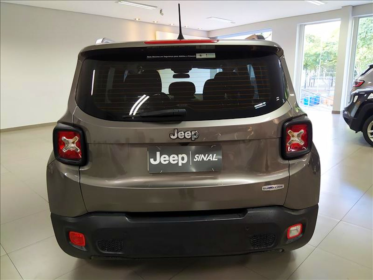 JEEP RENEGADE 1.8 16V Longitude 2016/2016 - Foto 8