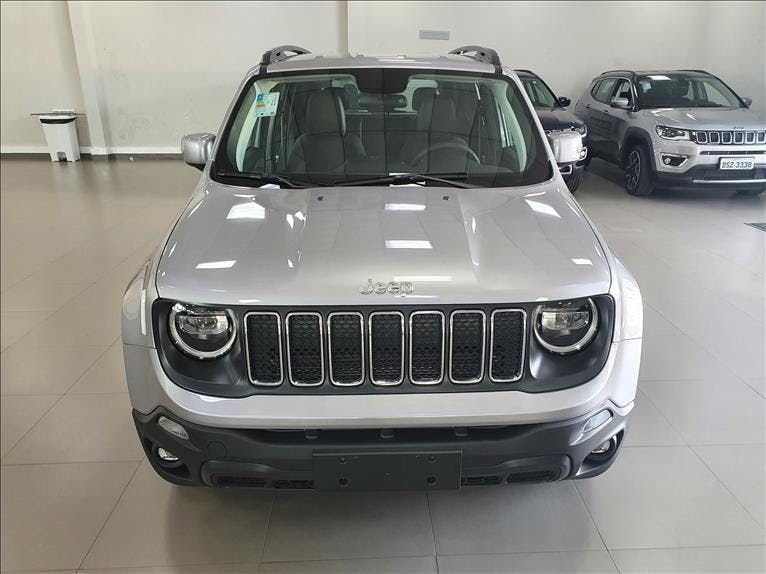 JEEP RENEGADE 2.0 16V Turbo Trailhawk 4X4 2018/2019