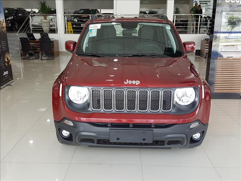 JEEP RENEGADE 1.8 16V Longitude 2018/2019