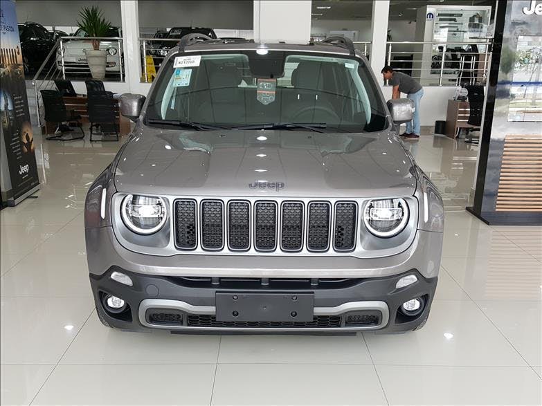 JEEP RENEGADE 1.8 16V Limited 2018/2019 - Foto 1