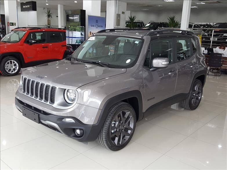 JEEP RENEGADE 1.8 16V Limited 2018/2019 - Foto 5