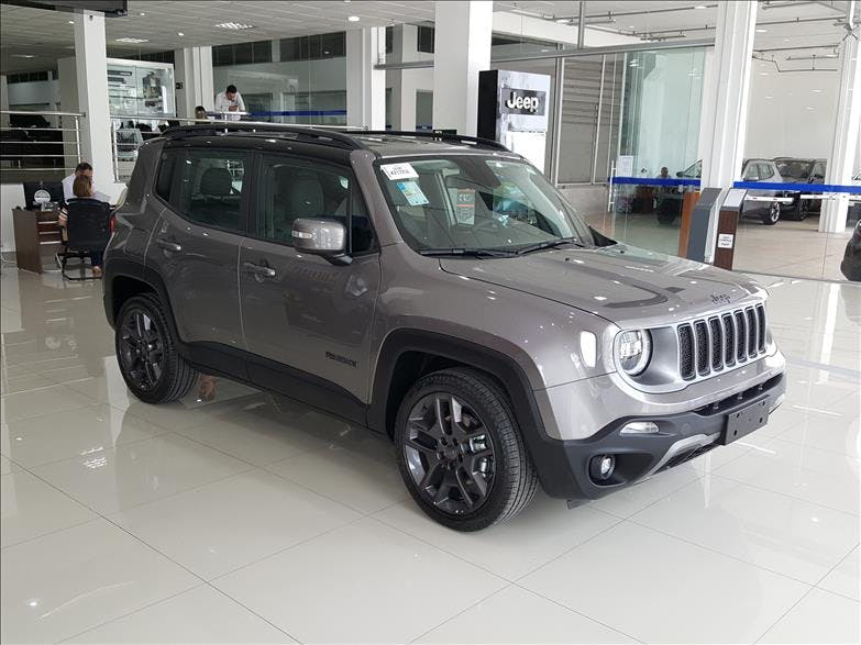 JEEP RENEGADE 1.8 16V Limited 2018/2019 - Foto 6