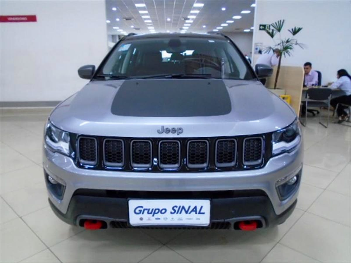 JEEP COMPASS 2.0 16V Trailhawk 4X4 2018/2019