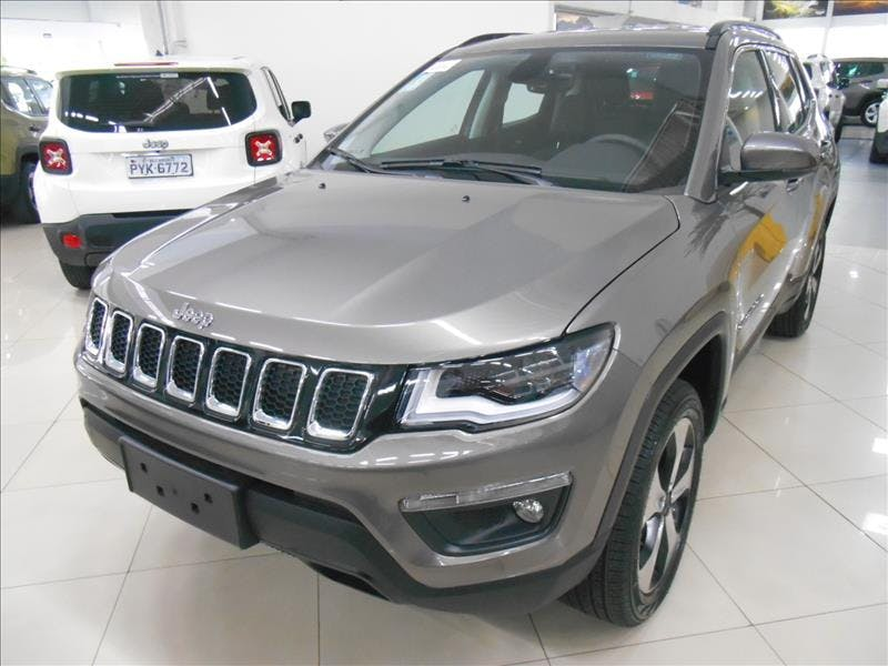 JEEP COMPASS 2.0 16V Longitude 4X4 2018/2018
