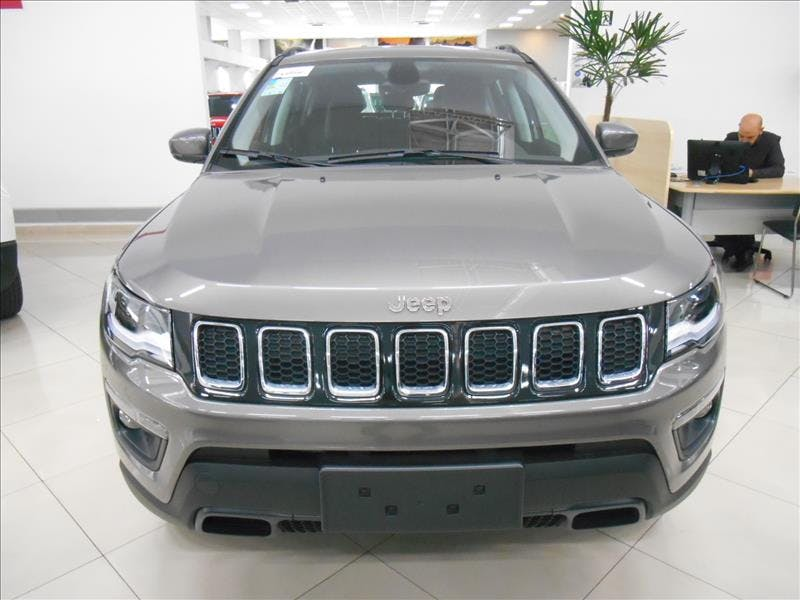 JEEP COMPASS 2.0 16V Longitude 4X4 2018/2018 - Thumb 2