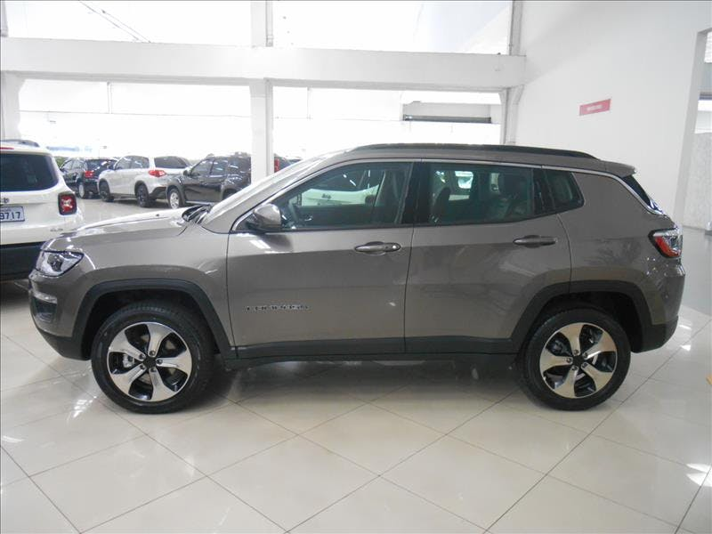 JEEP COMPASS 2.0 16V Longitude 4X4 2018/2018 - Thumb 3