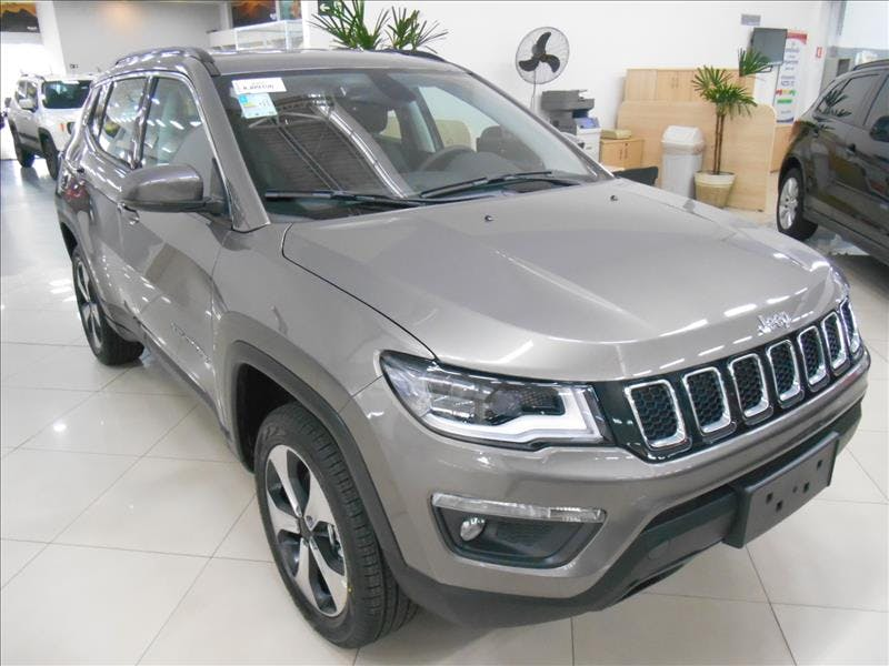 JEEP COMPASS 2.0 16V Longitude 4X4 2018/2018 - Thumb 5