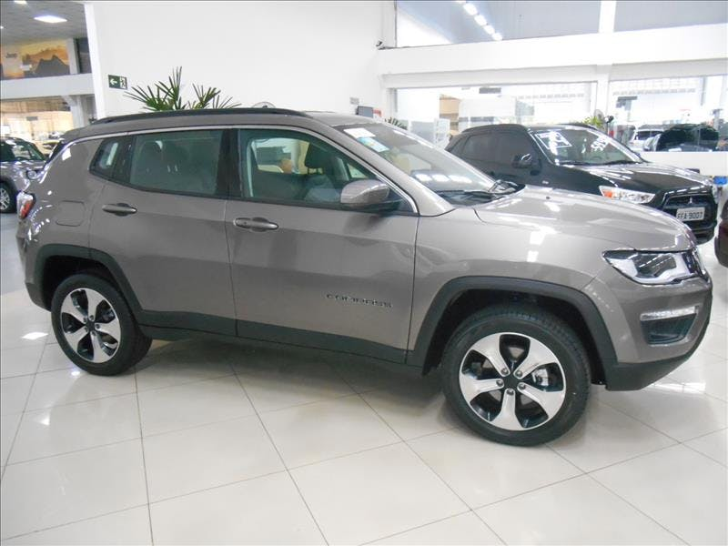 JEEP COMPASS 2.0 16V Longitude 4X4 2018/2018 - Thumb 6