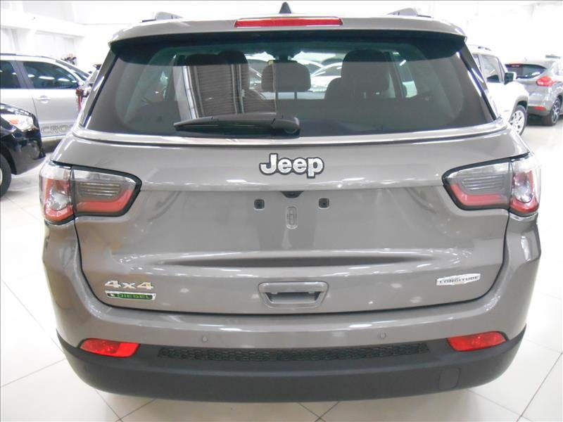 JEEP COMPASS 2.0 16V Longitude 4X4 2018/2018 - Thumb 8