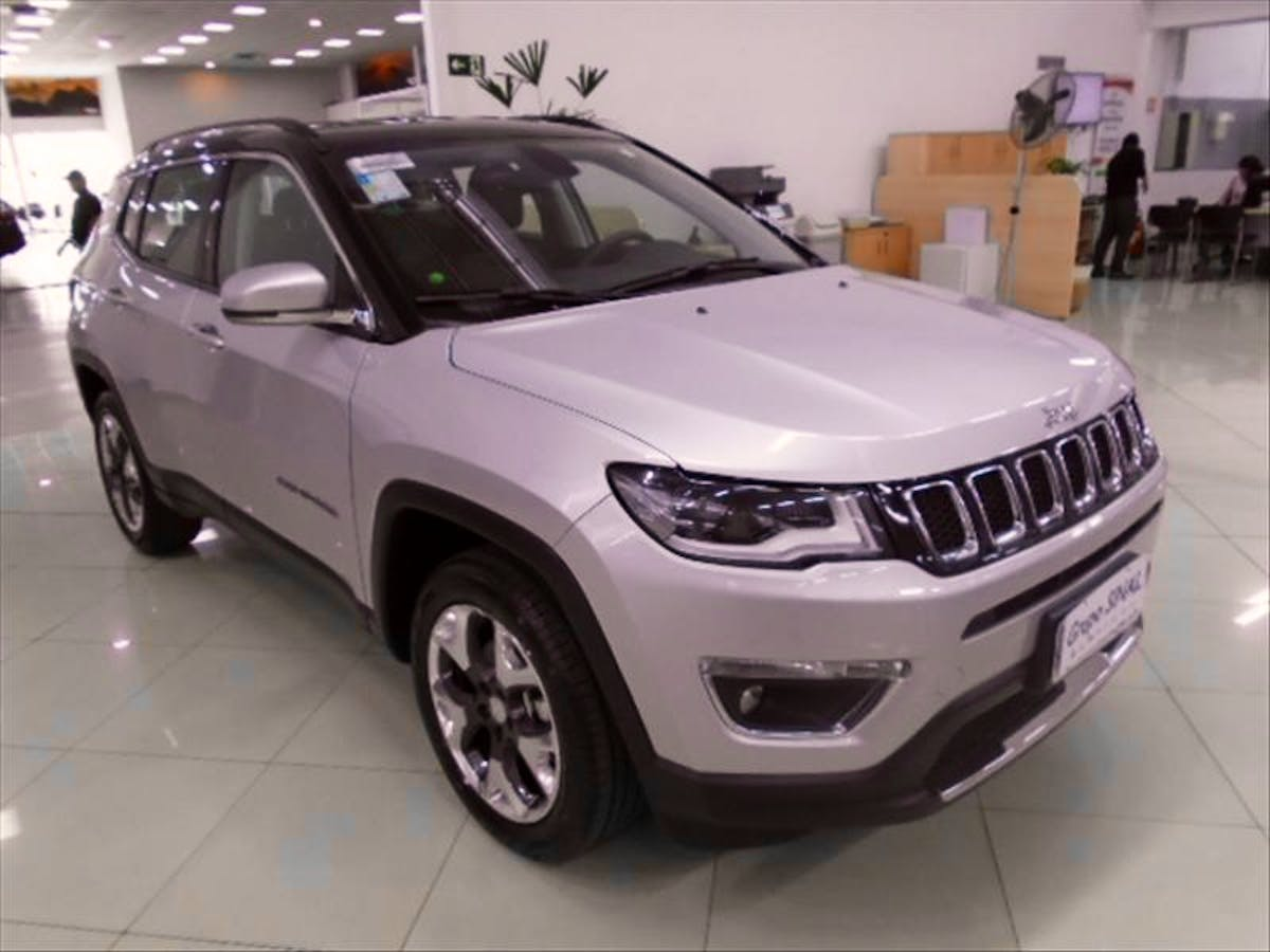 JEEP COMPASS 2.0 16V Limited 2018/2018 - Foto 2