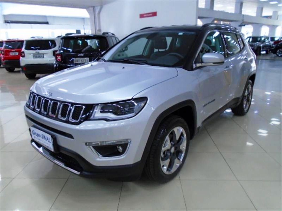 JEEP COMPASS 2.0 16V Limited 2018/2018 - Foto 3