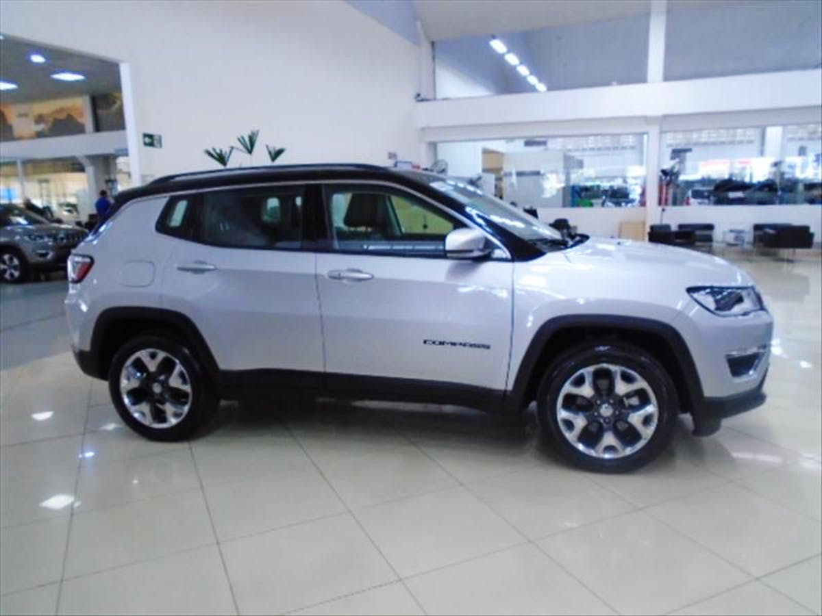 JEEP COMPASS 2.0 16V Limited 2018/2018 - Foto 5