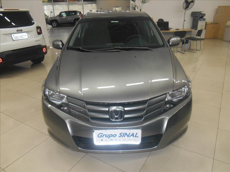 HONDA CITY 1.5 DX Sedan 16V 2010/2011