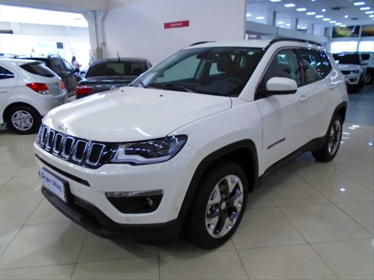 JEEP COMPASS 2.0 16V Longitude 2019/2020 - Foto 2