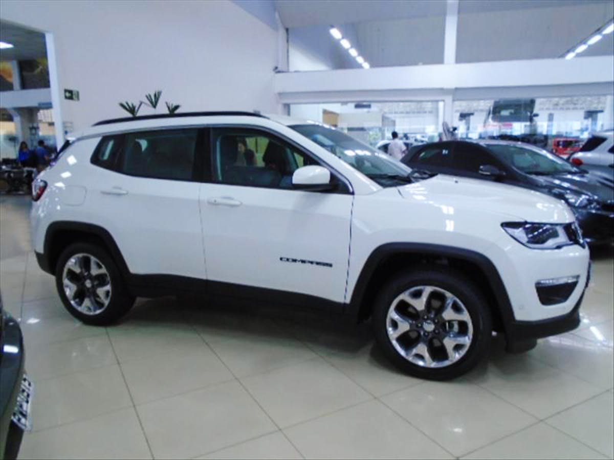 JEEP COMPASS 2.0 16V Longitude 2019/2020 - Foto 5