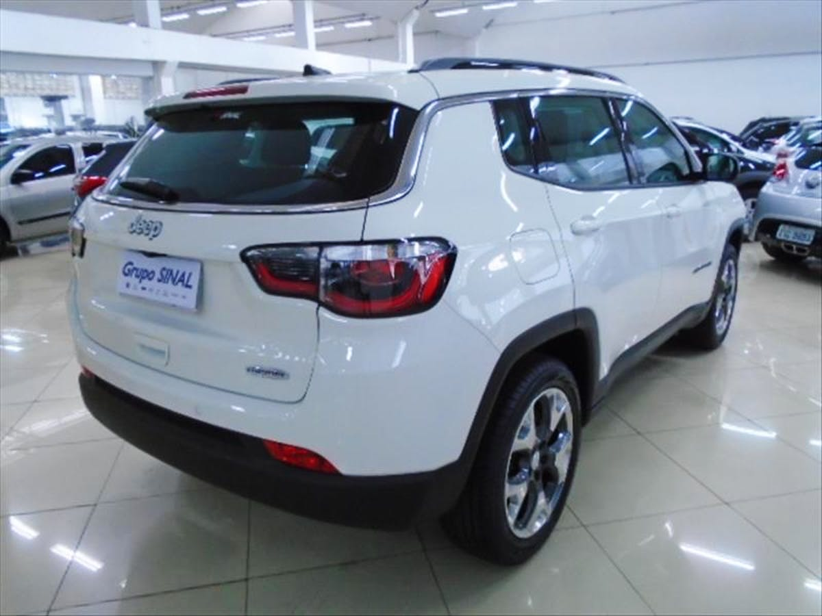 JEEP COMPASS 2.0 16V Longitude 2019/2020 - Foto 7