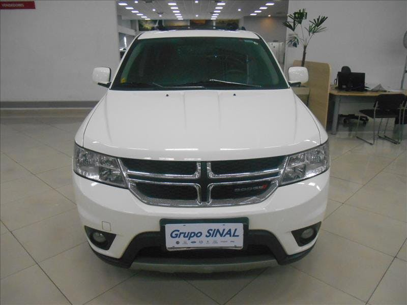 DODGE JOURNEY 3.6 RT V6 2012/2013