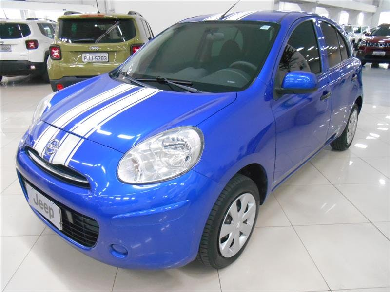 NISSAN MARCH 1.0 S 16V 2012/2013