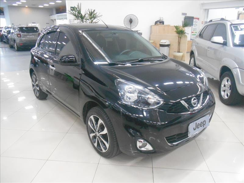 NISSAN MARCH 1.6 SL 16V 2014/2015 - Thumb 9