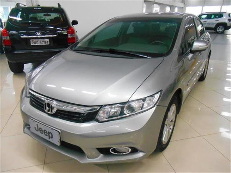 HONDA CIVIC 2.0 LXR 16V 2013/2014