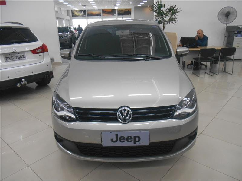 VOLKSWAGEN FOX 1.6 MI I-motion 8V 2013/2013