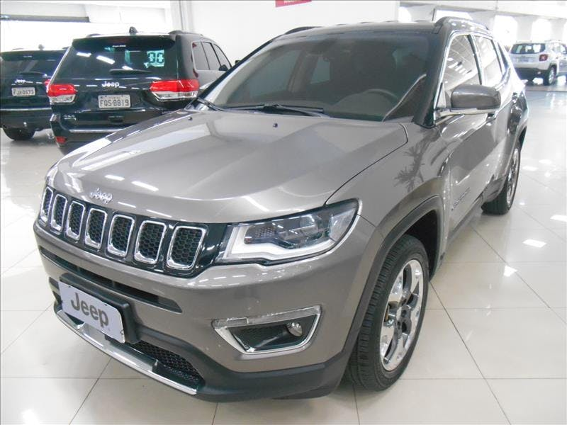JEEP COMPASS 2.0 16V Limited 2016/2017