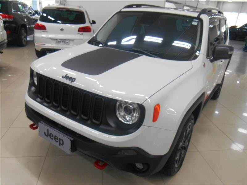 JEEP RENEGADE 2.0 16V Turbo Trailhawk 4X4 2015/2016