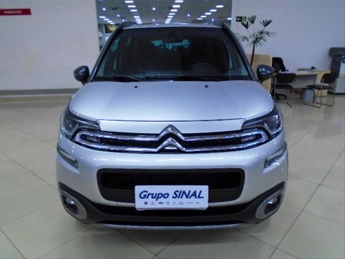 CITROËN AIRCROSS 1.6 VTI 120 Shine Eat6 2017/2018