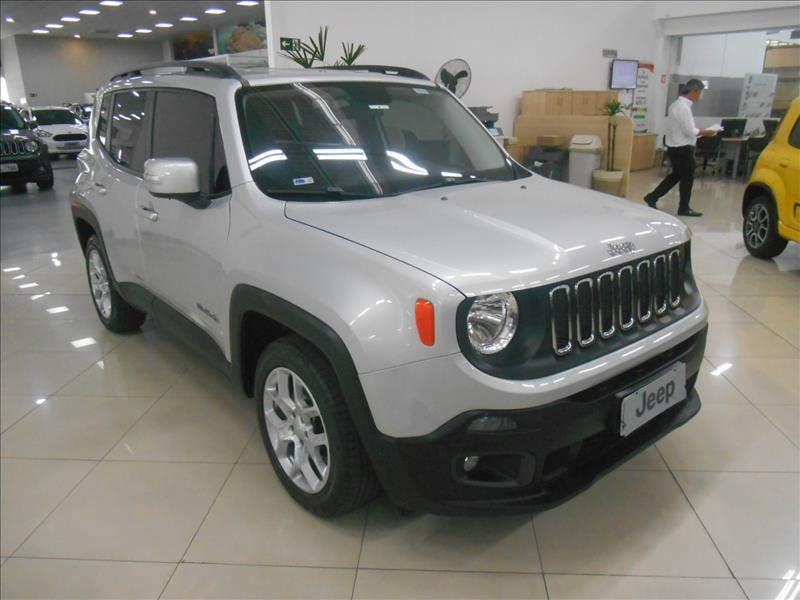 JEEP RENEGADE 1.8 16V Sport 2015/2016 - Thumb 8