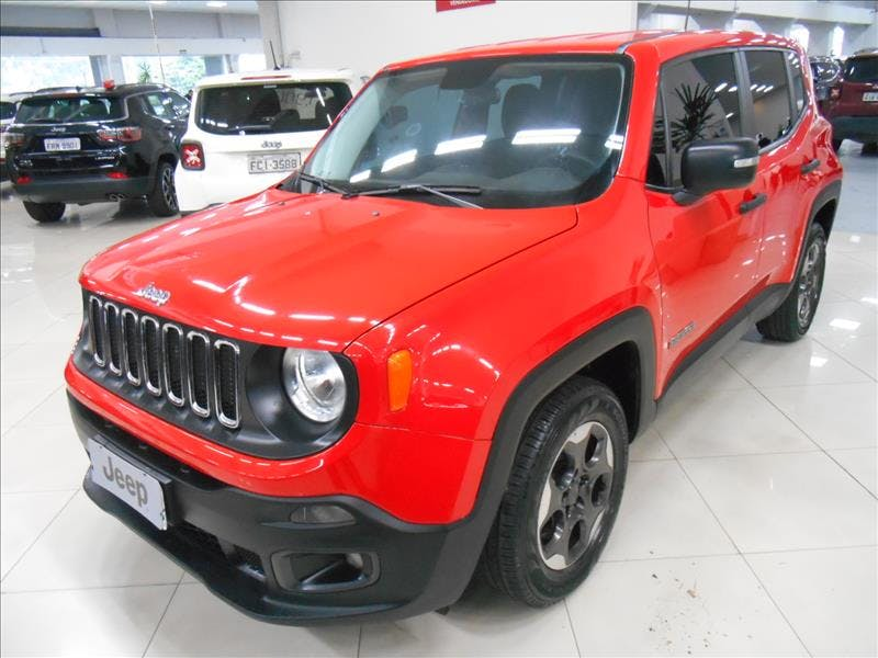 JEEP RENEGADE 1.8 16V Sport 2016/2016