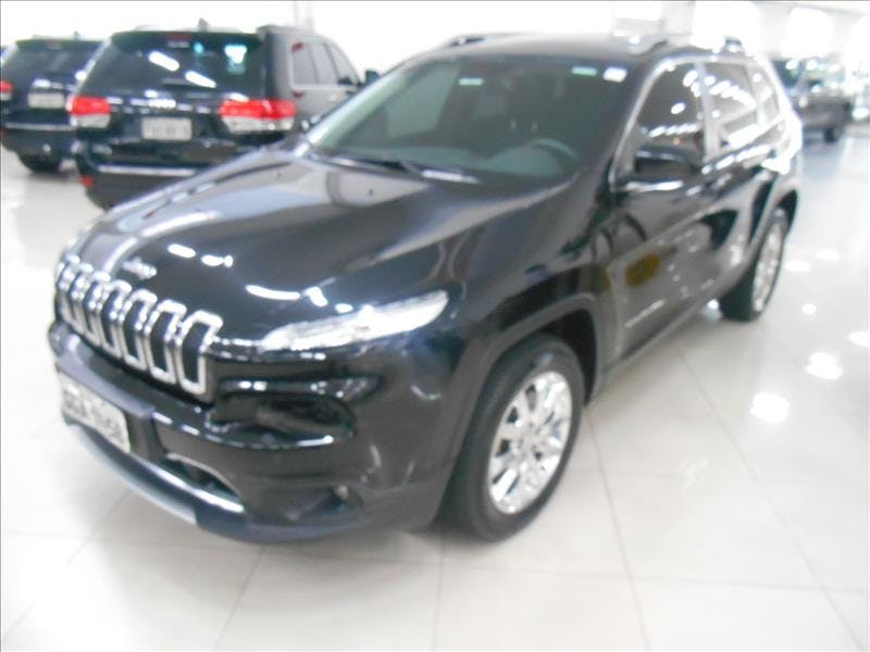 JEEP CHEROKEE 3.2 Limited 4X4 V6 24V 2015/2015