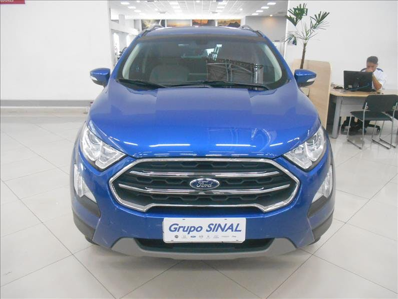 FORD ECOSPORT 2.0 Direct Titanium 2017/2018