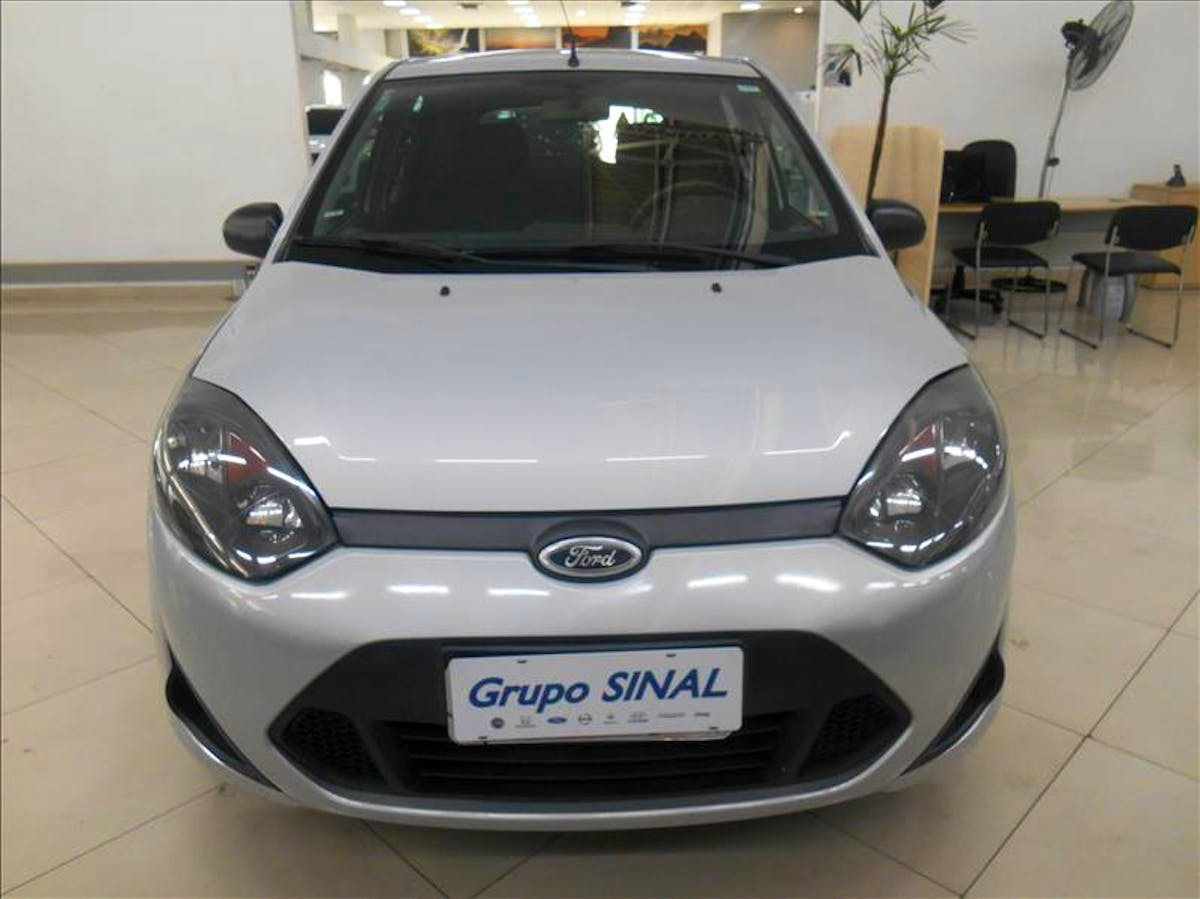 FORD FIESTA 1.0 Rocam SE Plus Hatch 8V 2013/2014