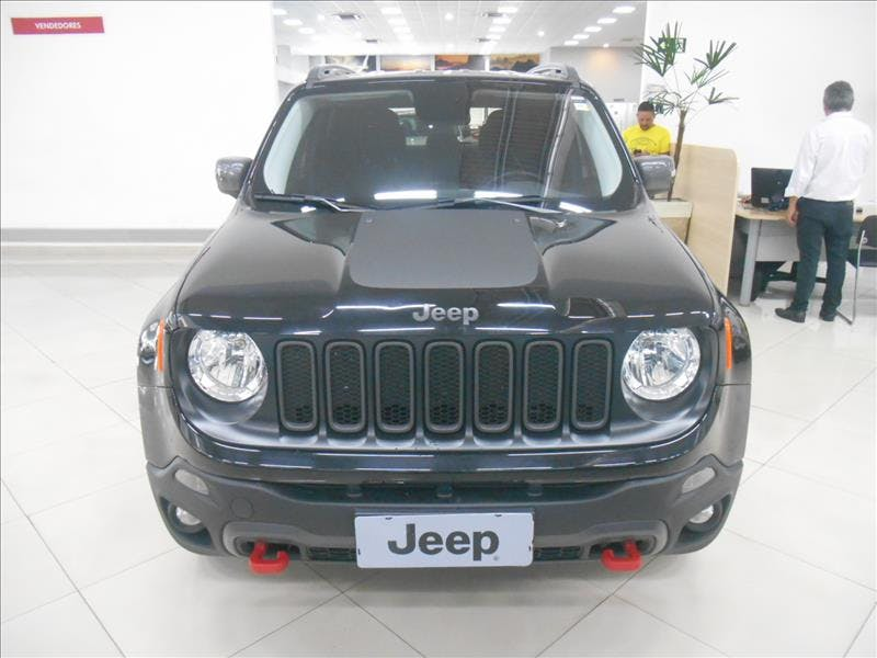 JEEP RENEGADE 2.0 16V Turbo Trailhawk 4X4 2016/2016