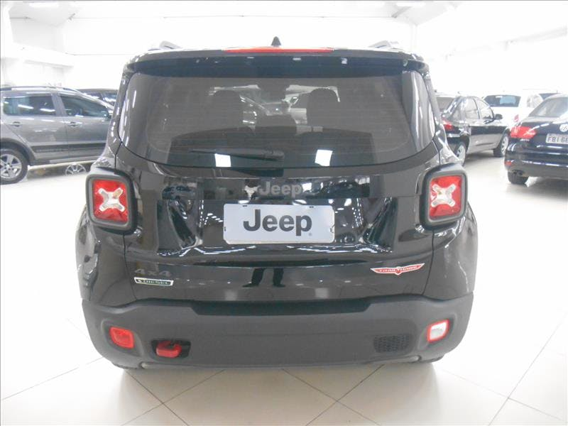 JEEP RENEGADE 2.0 16V Turbo Trailhawk 4X4 2016/2016 - Foto 2