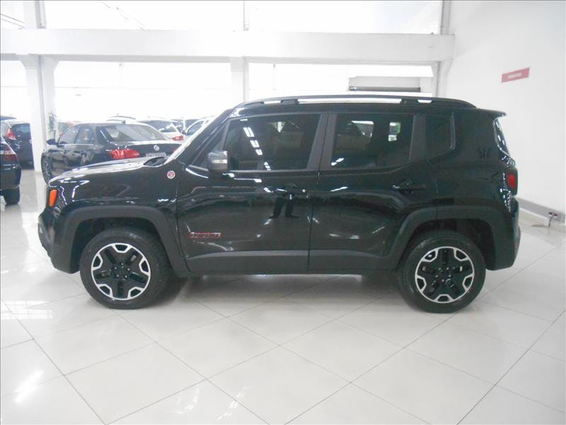 JEEP RENEGADE 2.0 16V Turbo Trailhawk 4X4 2016/2016 - Foto 3
