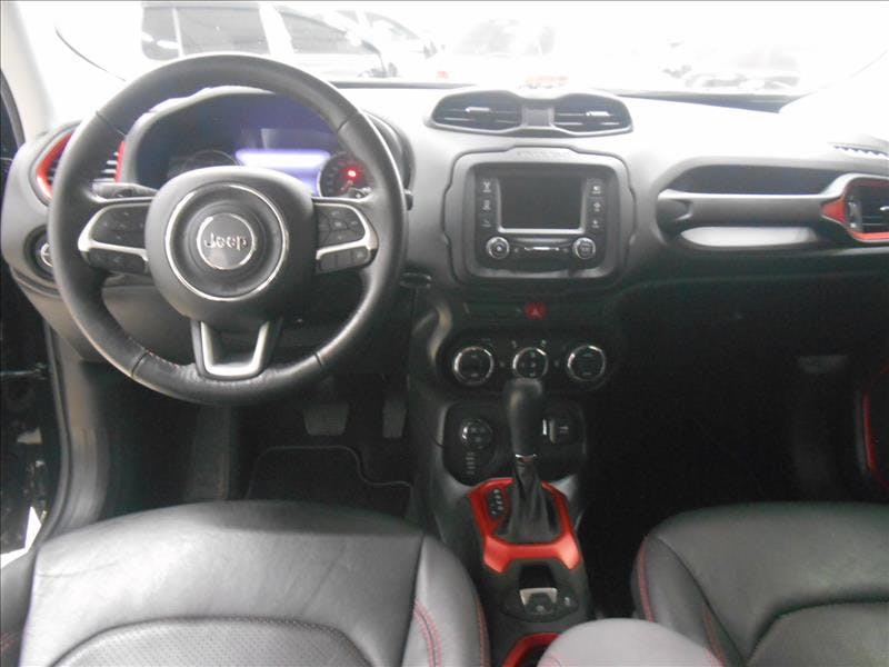 JEEP RENEGADE 2.0 16V Turbo Trailhawk 4X4 2016/2016 - Foto 4