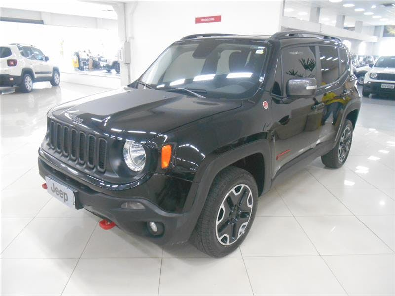 JEEP RENEGADE 2.0 16V Turbo Trailhawk 4X4 2016/2016 - Foto 7