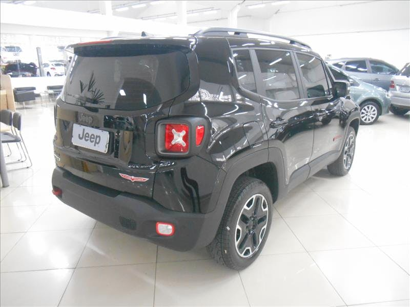 JEEP RENEGADE 2.0 16V Turbo Trailhawk 4X4 2016/2016 - Foto 9