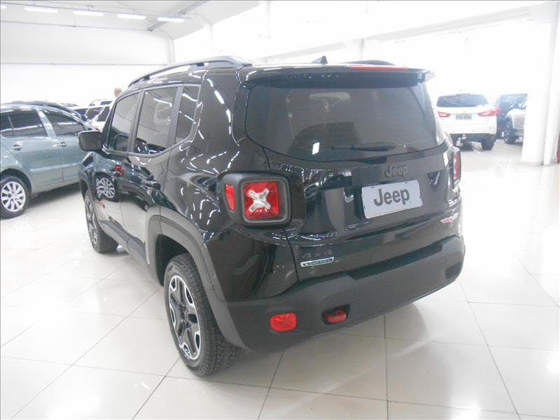 JEEP RENEGADE 2.0 16V Turbo Trailhawk 4X4 2016/2016 - Foto 10