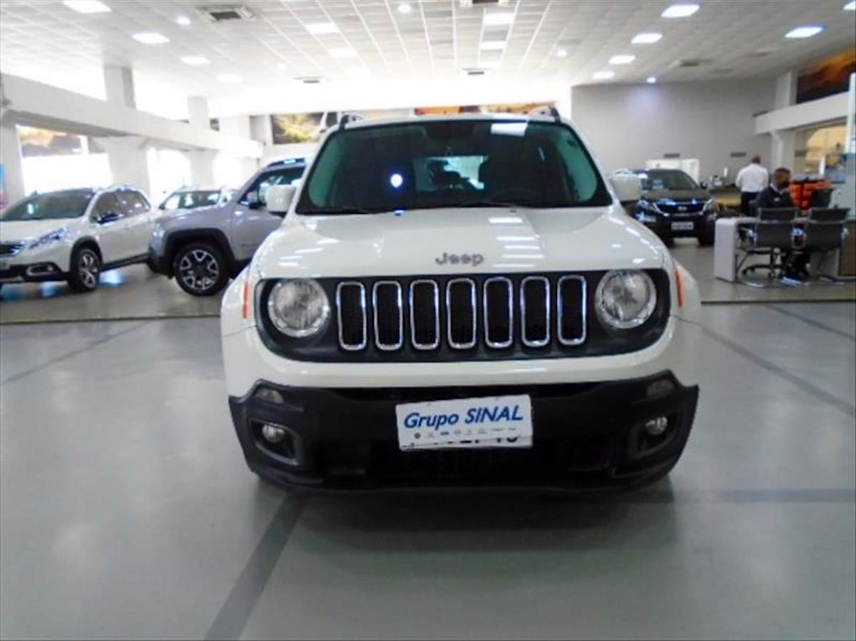 JEEP RENEGADE 1.8 16V Longitude 2016/2017