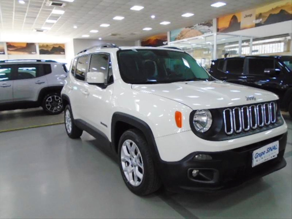 JEEP RENEGADE 1.8 16V Longitude 2016/2017 - Foto 2