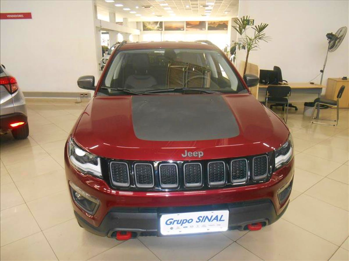 JEEP COMPASS 2.0 16V Trailhawk 4X4 2016/2017