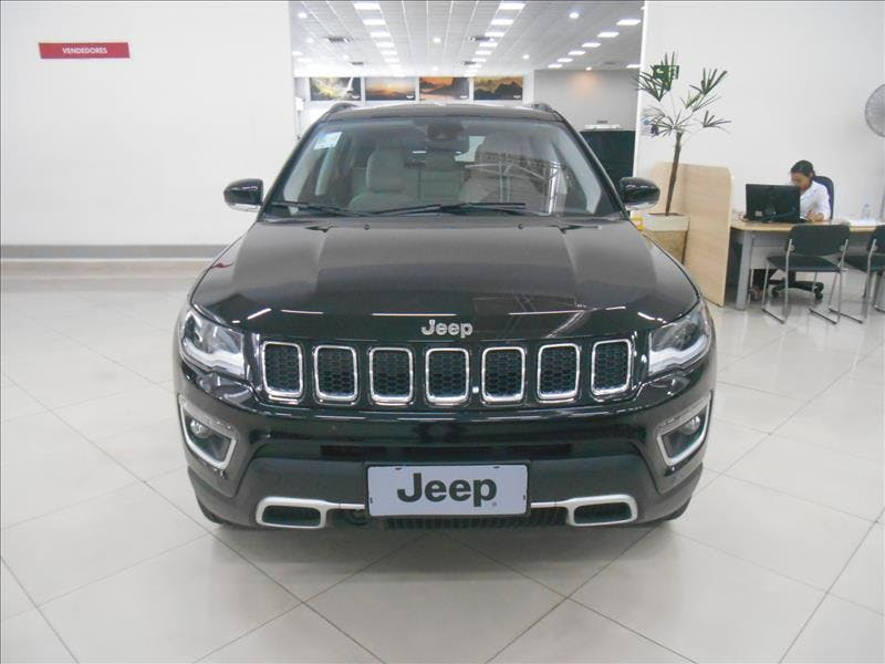 JEEP COMPASS 2.0 16V Limited 4X4 2017/2018