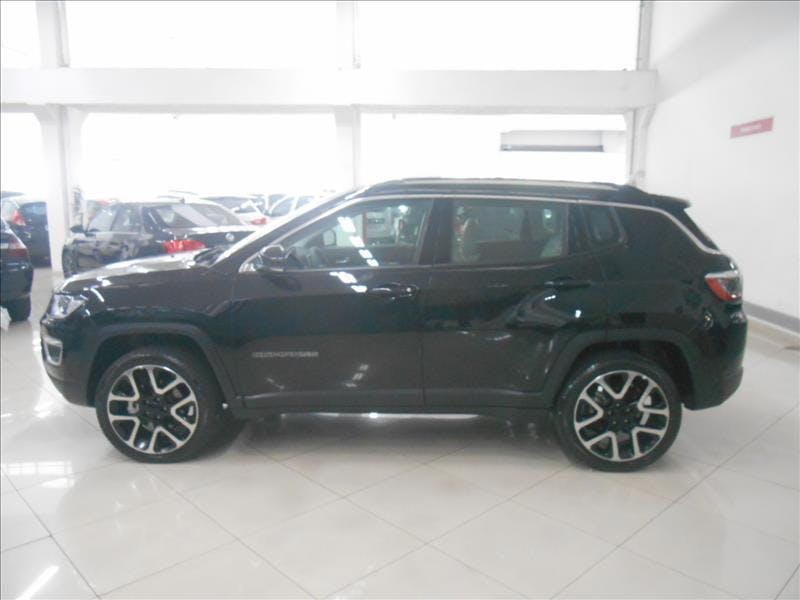 JEEP COMPASS 2.0 16V Limited 4X4 2017/2018 - Thumb 3