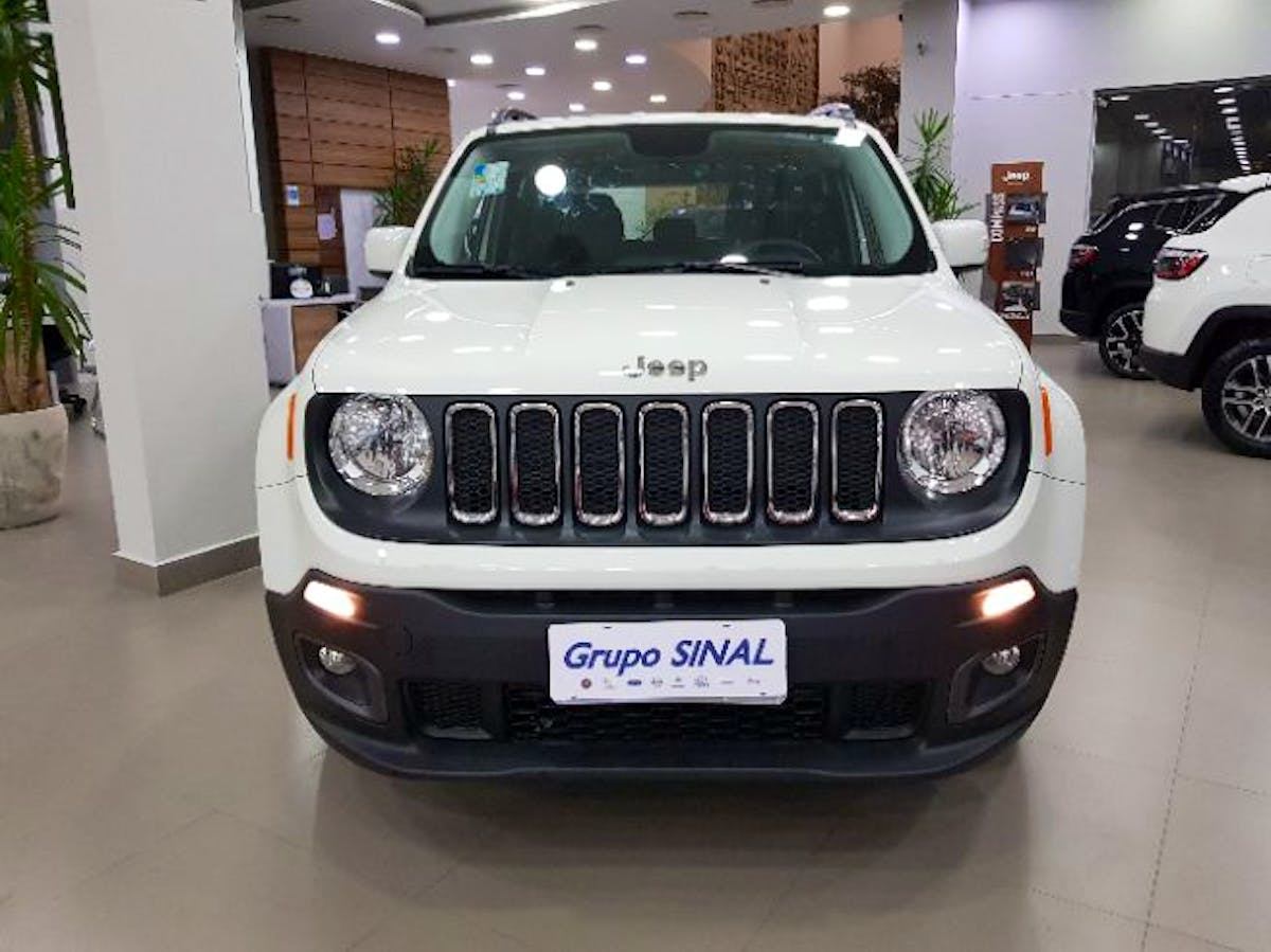 JEEP RENEGADE 1.8 16V Longitude 2018/2018