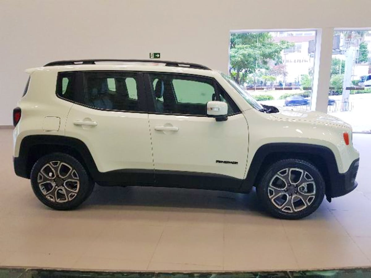 JEEP RENEGADE 1.8 16V Longitude 2018/2018 - Foto 3