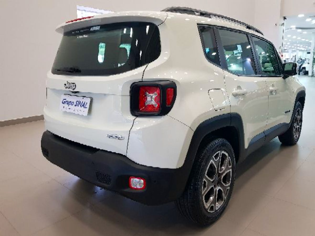 JEEP RENEGADE 1.8 16V Longitude 2018/2018 - Foto 4