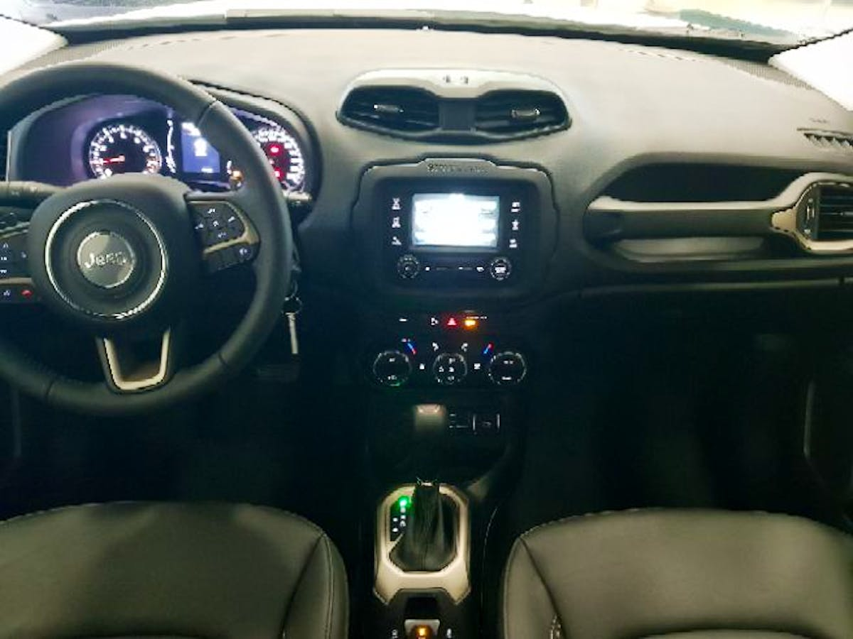 JEEP RENEGADE 1.8 16V Longitude 2018/2018 - Foto 10